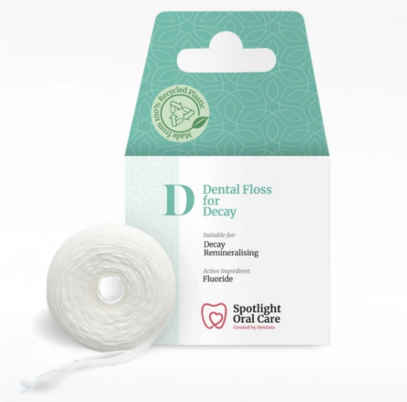 Spotlight Dental Floss for Decay - Medipharm Online