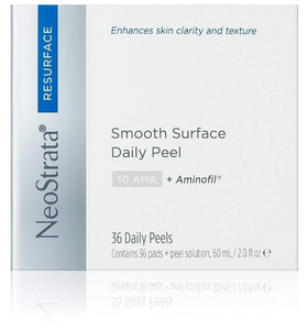 NeoStrata Resurface Smooth Surface Daily Peel 10 AHA 36 Daily Peels