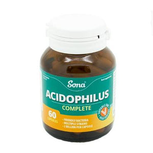 Sona Acidophilus Complete - Medipharm Online - Cheap Online Pharmacy Dublin Ireland Europe Best Price