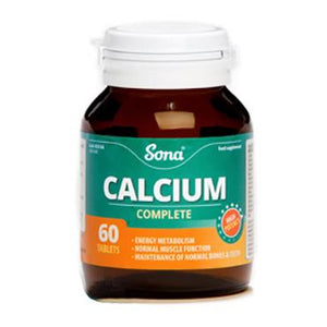 Sona Calcium Complete - Medipharm Online - Cheap Online Pharmacy Dublin Ireland Europe Best Price
