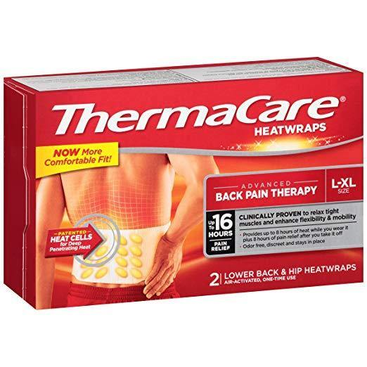 ThermaCare Back Pain Therapy - Medipharm Online - Cheap Online Pharmacy Dublin Ireland Europe Best Price