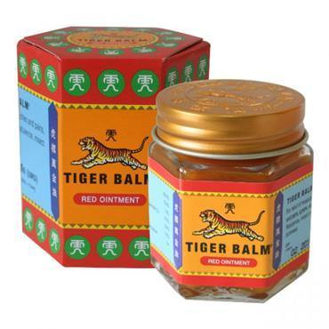 Tiger Balm Red Ointment Muscle Rub 19g