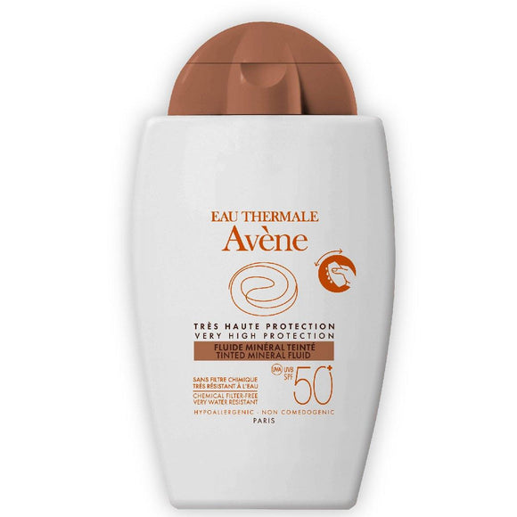 AVÈNE - Tinted Mineral Fluid SPF50 - 40ml - Medipharm Online - Cheap Online Pharmacy Dublin Ireland Europe Best Price