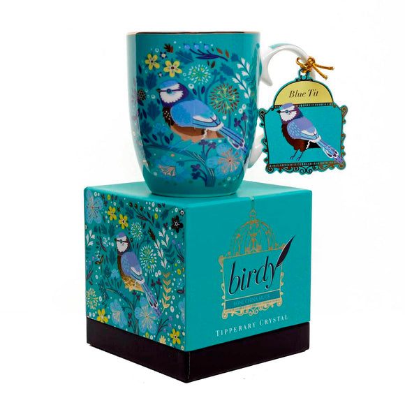 Tipperary Birdy Mug Kingfisher