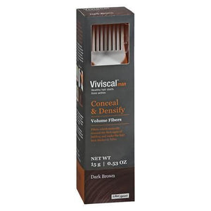 Viviscal Conceal and Densify Volumizing Hair Fibres For Men
