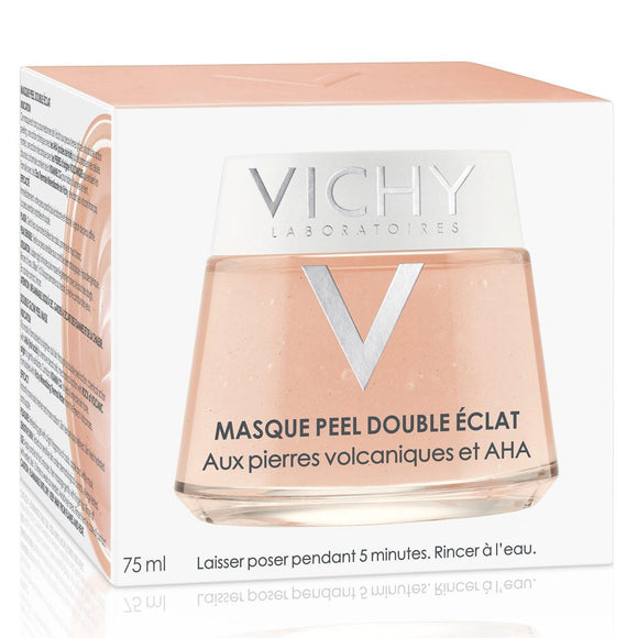 Vichy Purete Thermale Double Glow Peel Mask 75ml