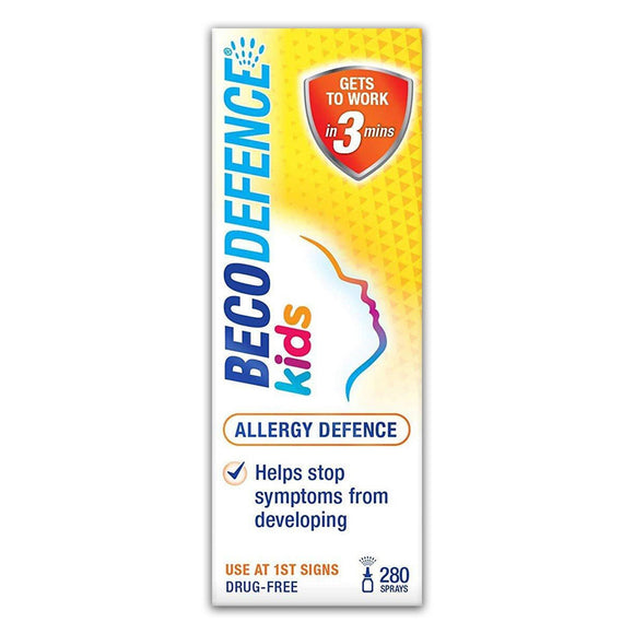 Becodefence Kids Nasal Spray  20 ml - Medipharm Online
