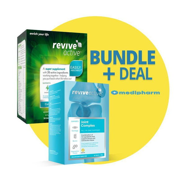 Bundle Deal Revive Original 30 sachets + Revive Joint 7 sachets - Medipharm Online