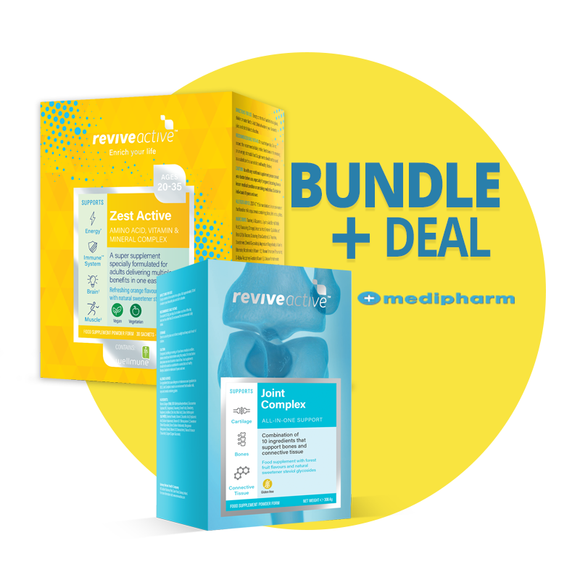 Bundle Deal Revive Zest 30 sachets + Revive Joint 7 sachets