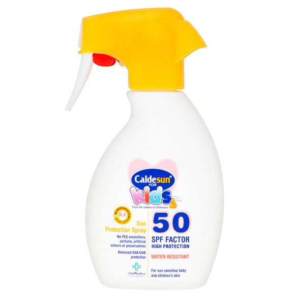 Caldesun - Kids Sun Spray SPF50 - 200ml