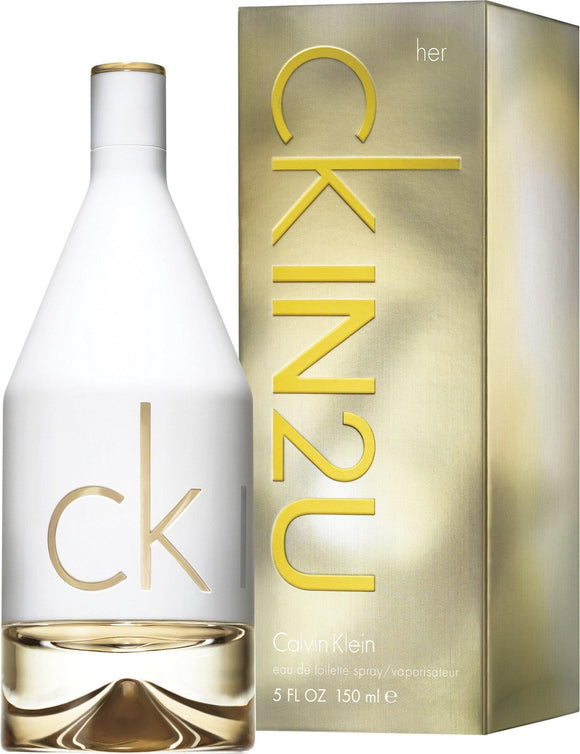 Calvin Klein CKIN2U Eau de Toilette for Her 150ml