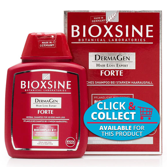Bioxsine Herbal Forte Shampoo 300ml