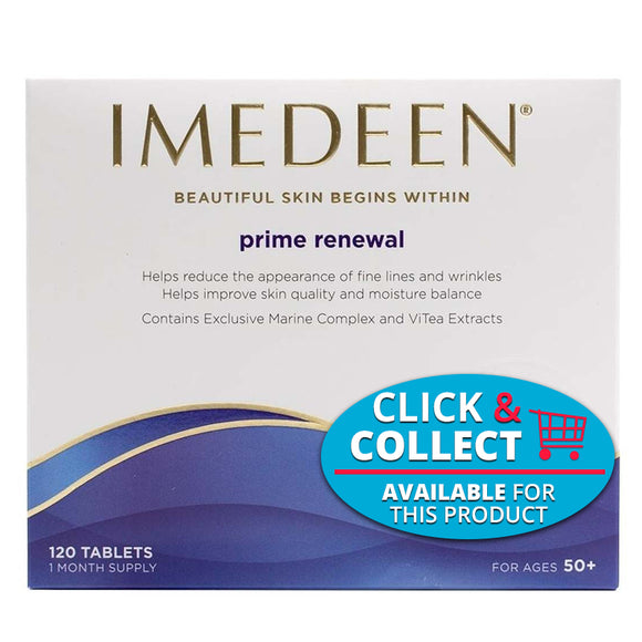 Imedeen Prime Renewal Tablets