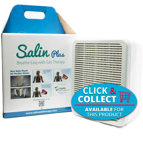 Salin Plus Breathe Easy Salt Therapy