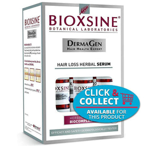 Bioxsine Hair Loss Herbal 12 Serum