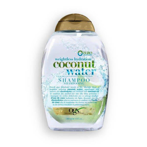 OGX - Coconut Water Shampoo - 385ml - Medipharm Online - Cheap Online Pharmacy Dublin Ireland Europe Best Price