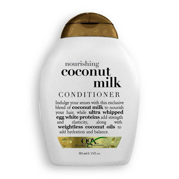 OGX - Coconut Milk Conditioner - 385ml - Medipharm Online - Cheap Online Pharmacy Dublin Ireland Europe Best Price