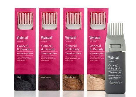 Viviscal Conceal & Densify Volumizing Fibers For Women