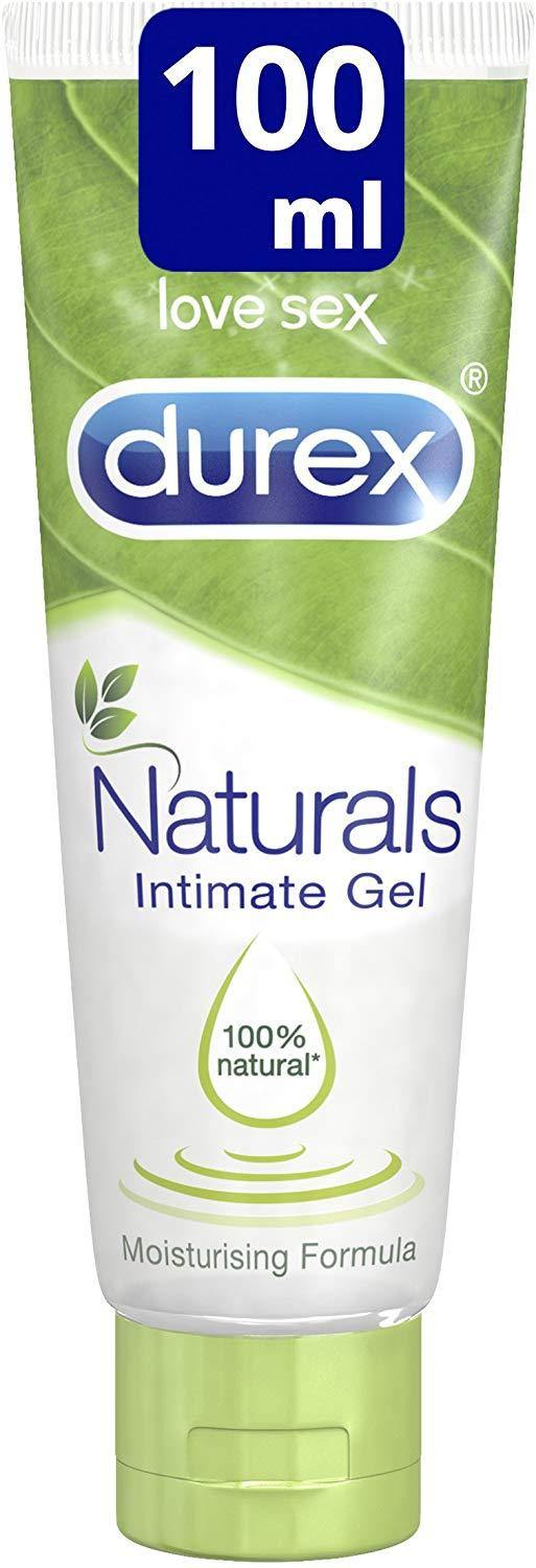 Durex Gel Lubricant Natural Pleasure 100ml