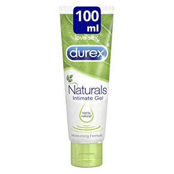 Durex Natural Gel Lubricant - 100ml