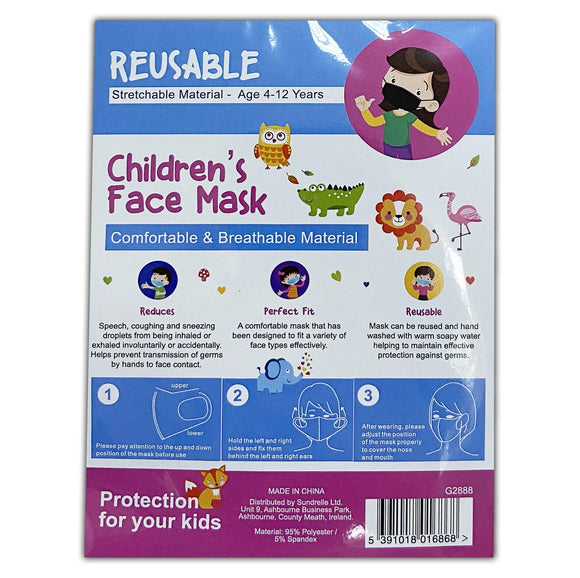 Reusable Face Mask KIDS - Medipharm Online
