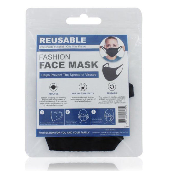 Reusable Fashion Colors Face Mask - Medipharm Online