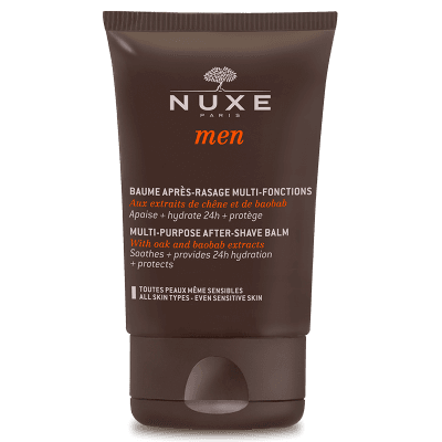 Nuxe Men's After-Shave Balm 50ml - Medipharm Online - Cheap Online Pharmacy Dublin Ireland Europe Best Price