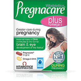 Vitabiotics Pregnacare Plus - Medipharm Online - Cheap Online Pharmacy Dublin Ireland Europe Best Price