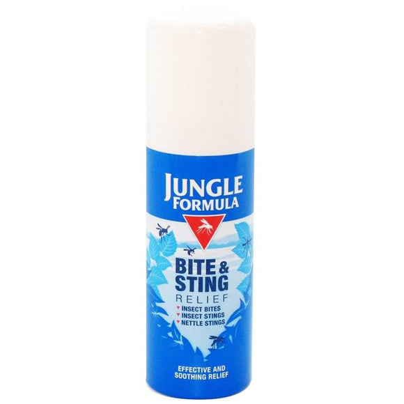 Jungle formula bite and sting relief 50ml