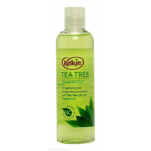 Kelkin - Tea Tree Shampoo - 250ml - Medipharm Online - Cheap Online Pharmacy Dublin Ireland Europe Best Price
