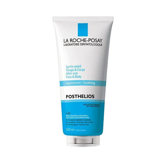 La Roche-Posay - Posthelios - Soothing Gel After Sun Face & Body - 200ml - Medipharm Online - Cheap Online Pharmacy Dublin Ireland Europe Best Price