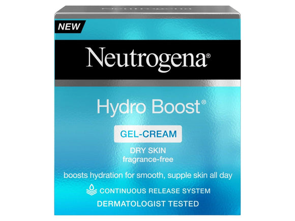 Neutrogena - Hydro Boost Gel Cream - 50ml - Medipharm Online - Cheap Online Pharmacy Dublin Ireland Europe Best Price