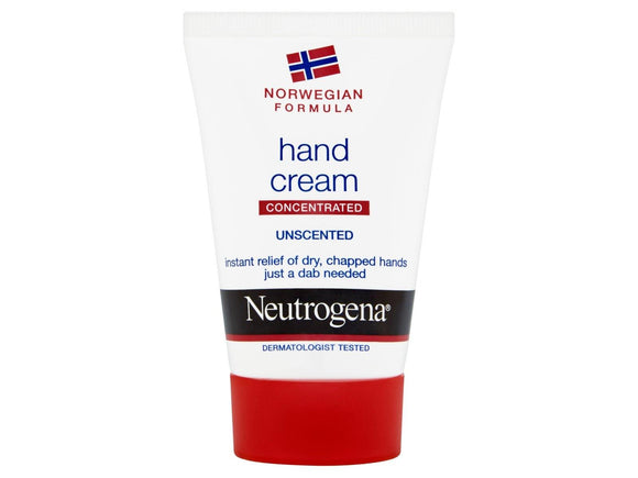 Neutrogena - Hand Cream Unscented - 50ml - Medipharm Online - Cheap Online Pharmacy Dublin Ireland Europe Best Price