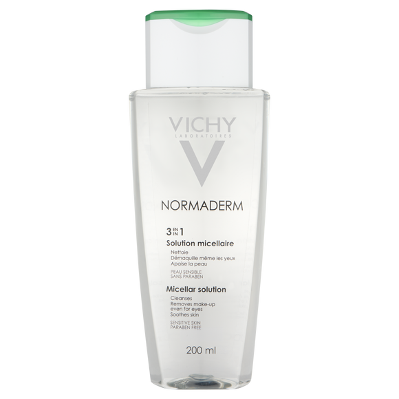 Vichy Normaderm Anti-Blemish 3-in-1 Micellar Solution 200ml