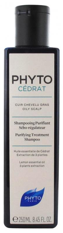 Phyto Cedrat Phytocédrat Purifying Treatment Shampoo 250 ml