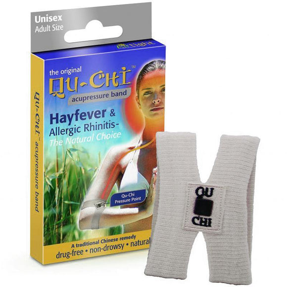 QU-CHI Hayfever and Allergic Rhinitis Acupressure Band - Medipharm Online
