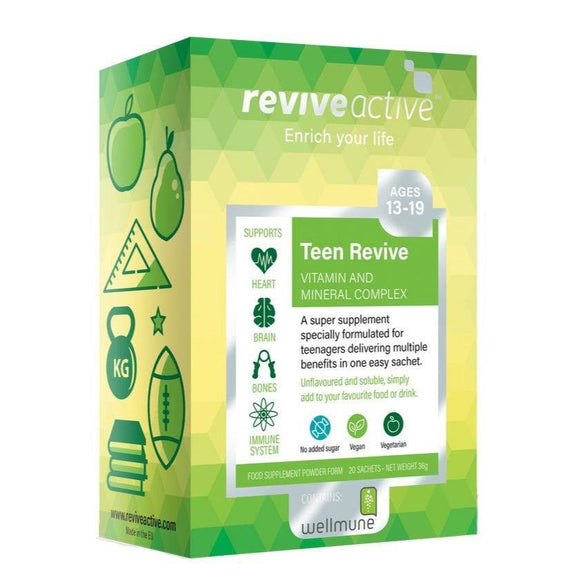 Teen Revive - Revive Active Teen - Medipharm Online - Cheap Online Pharmacy Dublin Ireland Europe Best Price