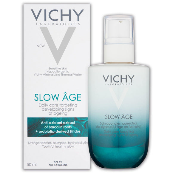 Vichy Slow Âge 25 SPF Anti Aging Cream & Moisturiser 50ml