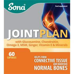 Sona JointPlan -60 Capsules - Medipharm Online - Cheap Online Pharmacy Dublin Ireland Europe Best Price