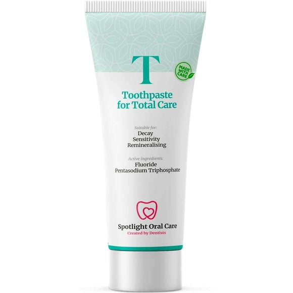 Spotlight Total Care Toothpaste 100ml - Medipharm Online