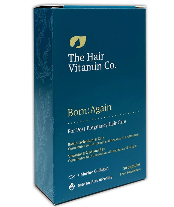 The Hair Vitamin Company Born Again 30 Pack - Medipharm Online