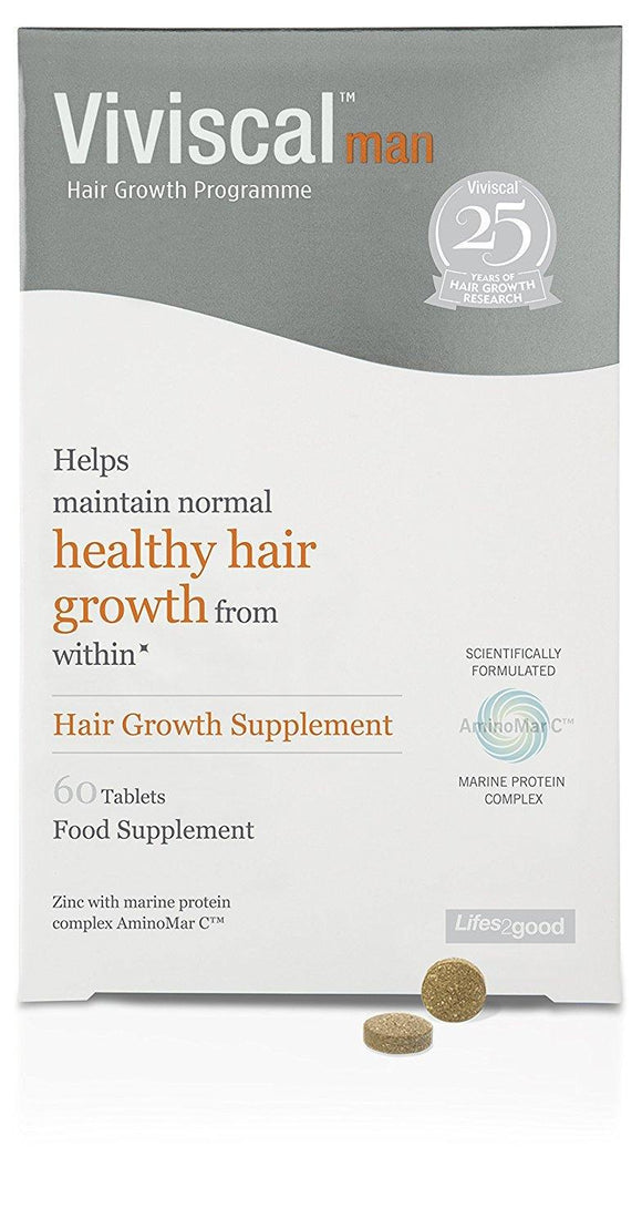 Viviscal - Hair Growth Supplements for Men
