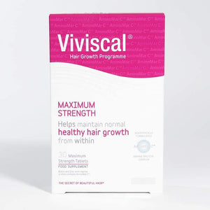 Viviscal Maximum Strength Hair Growth Supplement - Medipharm Online - Cheap Online Pharmacy Dublin Ireland Europe Best Price