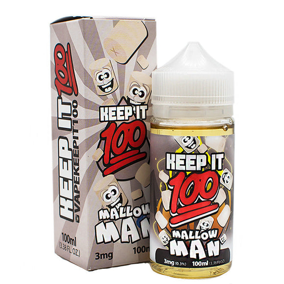 Keep it 100 – Mallow Man 100ML