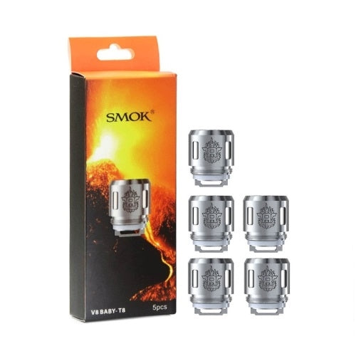 SMOK V8-Baby-T8 Baby Beast Replacement Coil .15 ohm - 5 PK