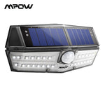30 LED Solar Motion Sensor Security Light