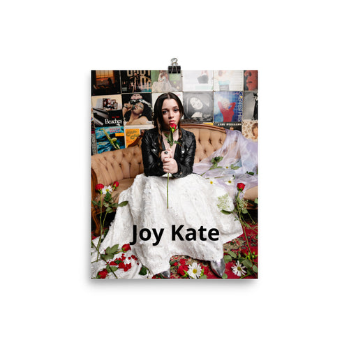 Joy Kate Official Rose Poster