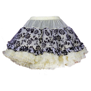 Parthenia Heavy Frilled Tutu Skirt