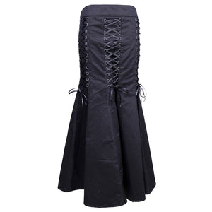 Pipaluk Cotton Twill Long Skirt
