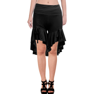 Olivier Kneelength Bloomer Skirt
